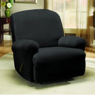 Ebony Recliner Chair Cover by Surefit