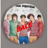 One Direction Design 2 Round Cushion