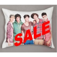One Direction Design 2 Standard Pillowcase