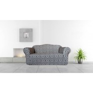 Tribal 2 Seater Couch Cover by Surefit