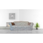 Signature Natural 3 Seater Couch Cover by Surefit