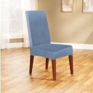 Federation Blue Dining Chair Cover by Surefit