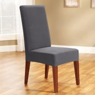 Slate Dining Chair Cover by Surefit