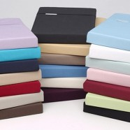 250 Thread Count Sheeting Range by Logan & Mason