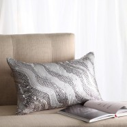 Nova Sterling Decorator Cushion by Logan & Mason