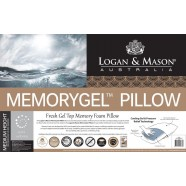 Memorygel Pillow by Logan & Mason