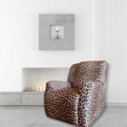 Leopard Recliner Chair Cover by Surefit
