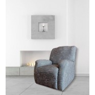 Signature Grey Recliner Chair Cover by Surefit