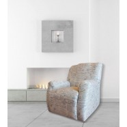 Signature Natural Recliner Chair Cover by Surefit