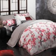 Sakura Red by Logan & Mason