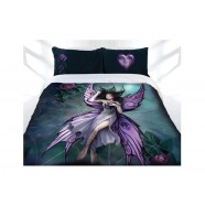 Anne Stokes Collection Silk Lure Quilt Cover Set