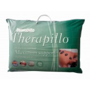 Dunlopillo Therapillo Premium Memory Foam High Profile Pillow by Tontine