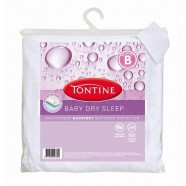 Dry Sleep Waterproof Bassinet Protector by Tontine