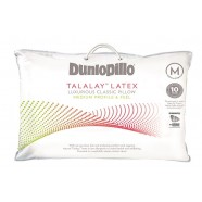 Dunlopillo Luxurious Latex Pillow Range by Tontine