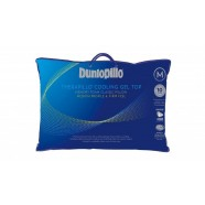 Dunlopillo Therapillo Memory Foam Cooling Gel Top Pillow by Tontine