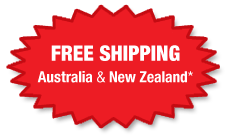 Flat Rate Shippin $9.95 Australia Wide
