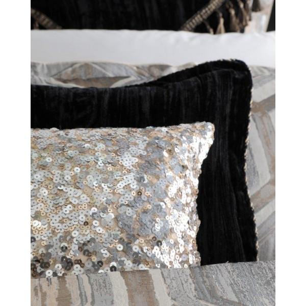 Apollo Silver By Da Vinci Private Collection Quilt