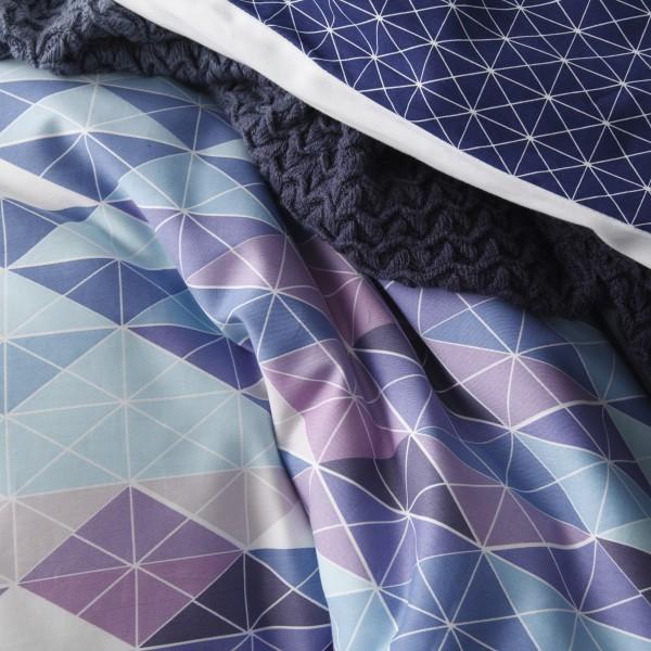 Atari Blue By Logan Amp Mason Quilt Covers Best Price Linen