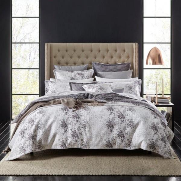 Floral Mink By Florence Broadhurst Super King Bed Best