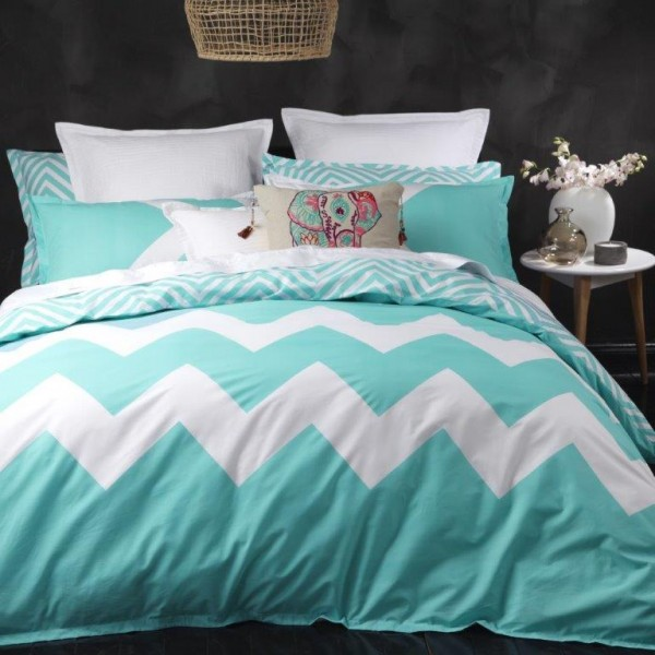Marley Aqua By Logan Amp Mason Quilt Covers Best Price Linen