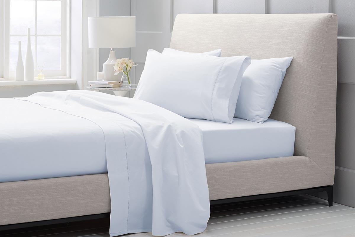 King Bed 1000tc 40cm Hotel Weight Luxury Sateen Sheet Set
