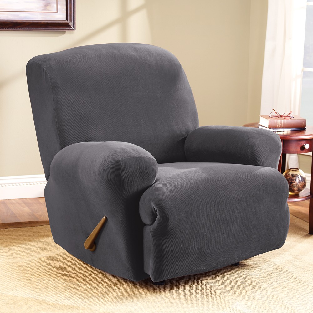 Slate Recliner Chair Cover by Surefit