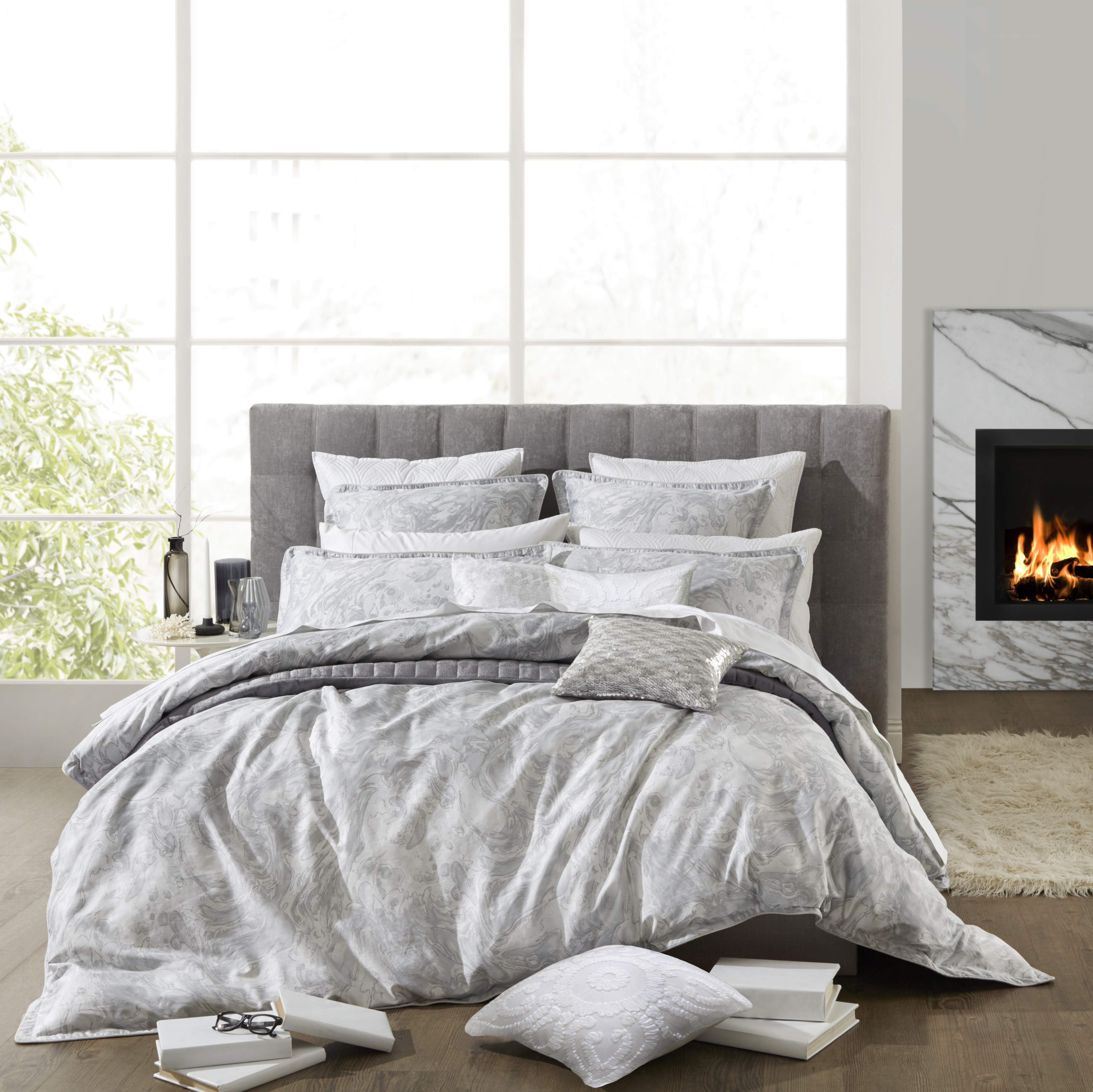 Alesso Silver By Private Collection Quilt Covers Best