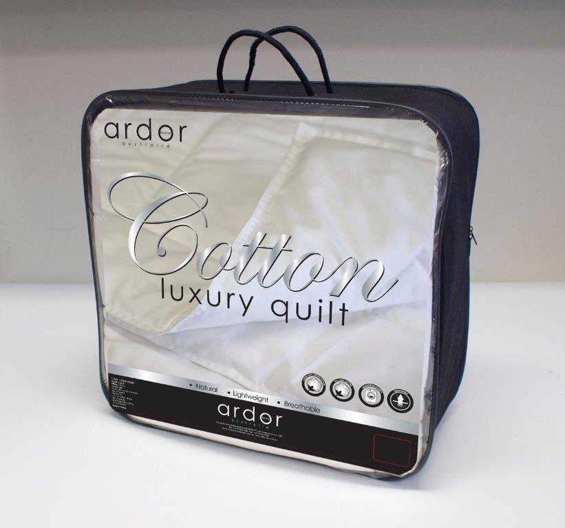 Luxury Cotton Quilt by Ardor