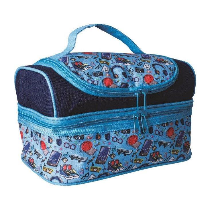 Avanti Yum Yum Double Decker Lunch Bag Rad