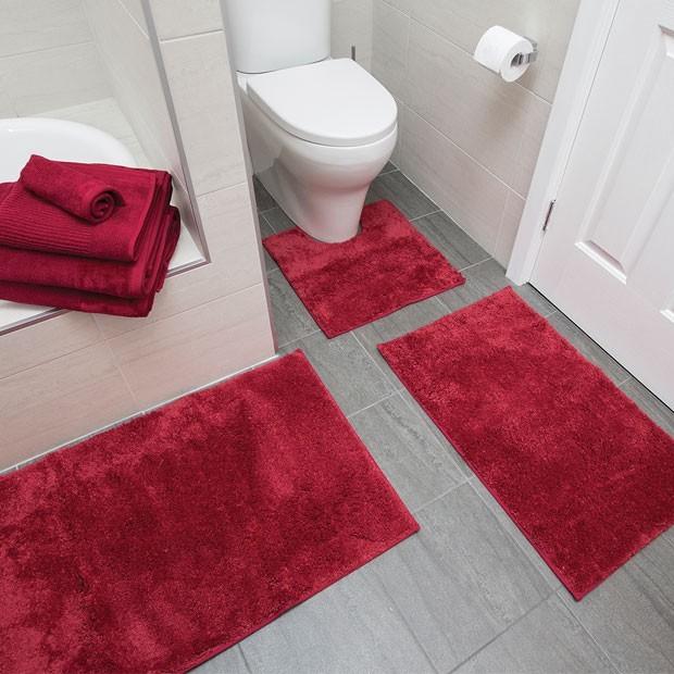 Microplush Bathmat Range by Bambury