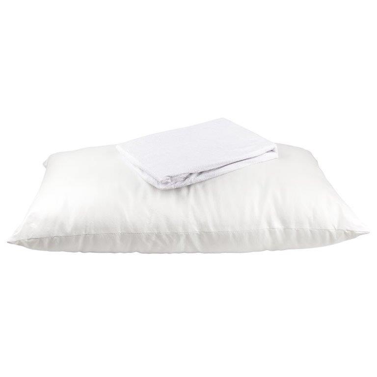Eco-Guard Commercial Grade Standard Pillow Protector