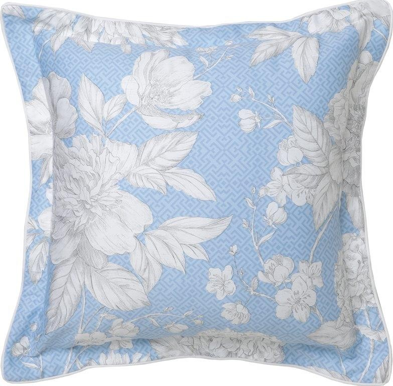 Benelong Sky Square Cushion by Private Collection