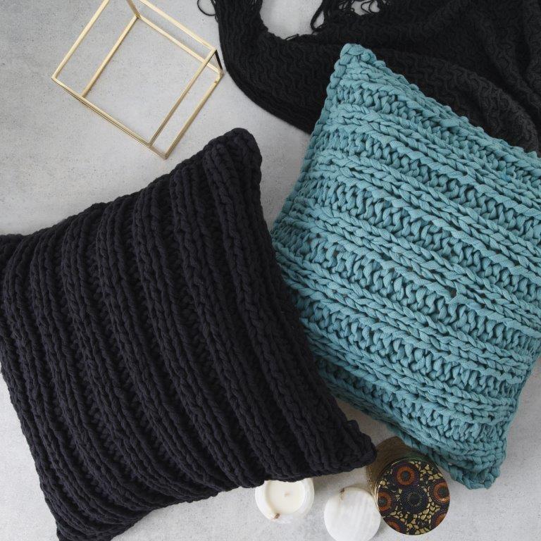 Brody Square Cushions by Logan & Mason