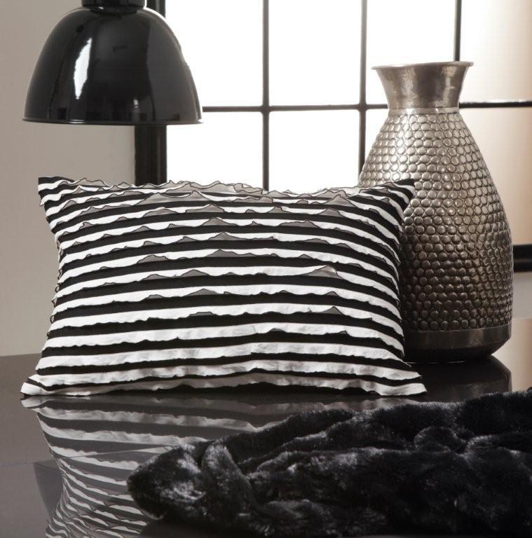 Cafe Black Cushion by Logan & Mason