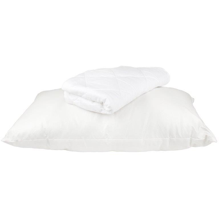 Chateau Quilted Commercial Grade Standard Pillow Protector