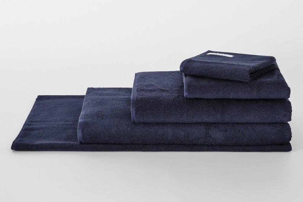 Cotton Twist Midnight Towel Range by Sheridan