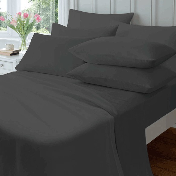 Egyptian Cotton Flanalette Sheet Set by Jenny McLean