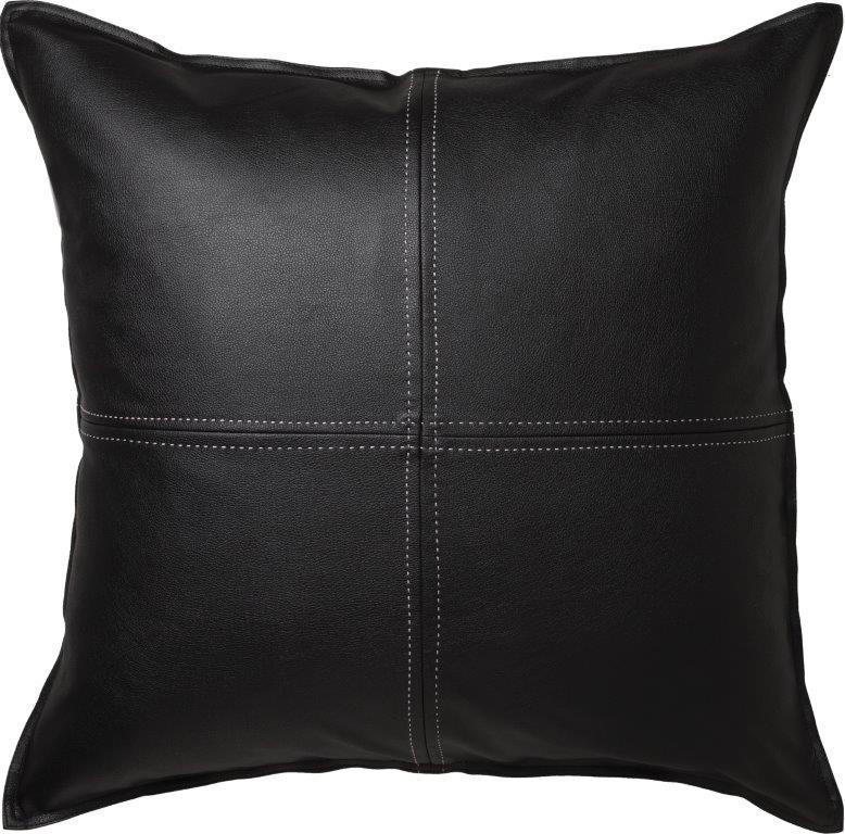 Black Euro Pillowcase
