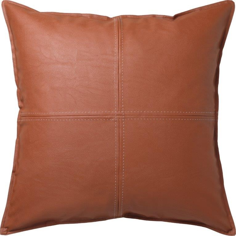 Exeter European Pillowcase Tan by Logan & Mason
