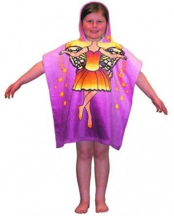 Fairy Kids Poncho