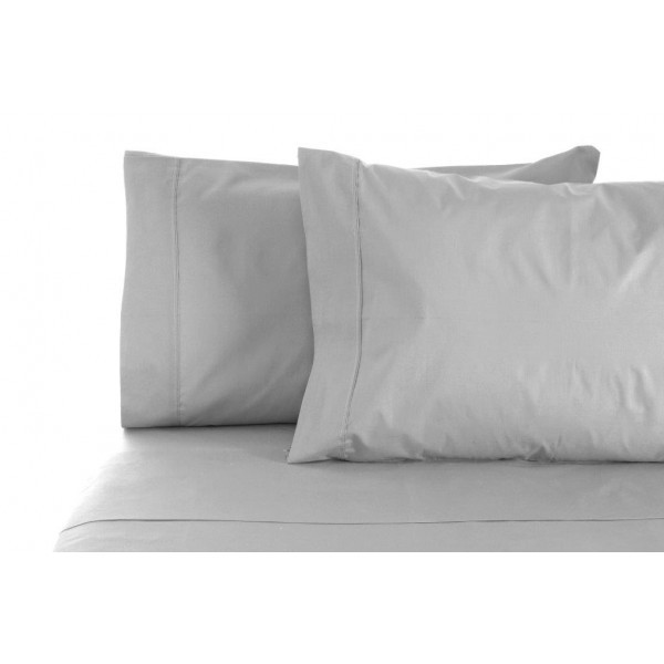 MEGA King bed 50cm deep wall - 1000 Thread Count Cotton Rich Sheet Set Silver by Jenny McLean
