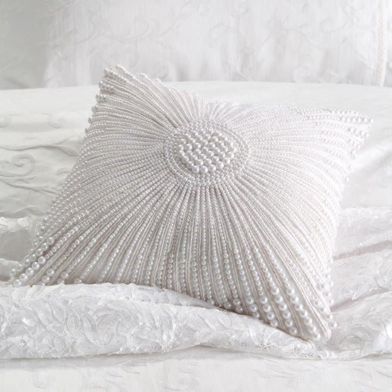 Kari Pearl Boutique Cushion by Private Collection