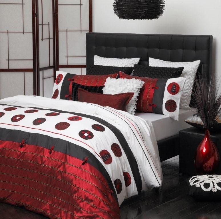 Kimono Red by Logan & Mason