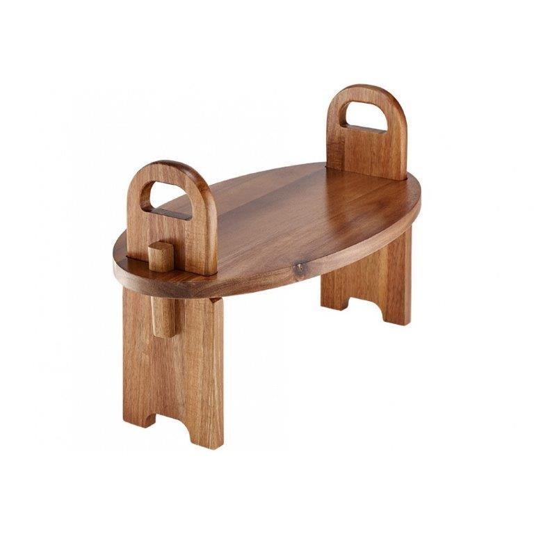 Tapas Plank Serving Board 45cm by Ladelle