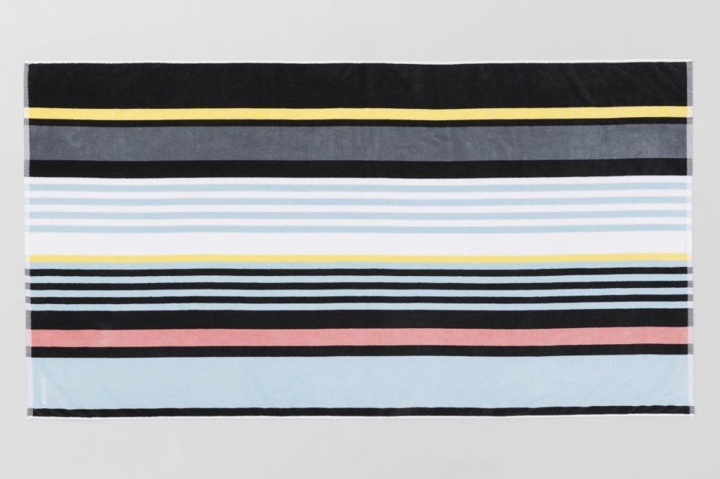 Longjetty Seafoam Beach Towel by Sheridan