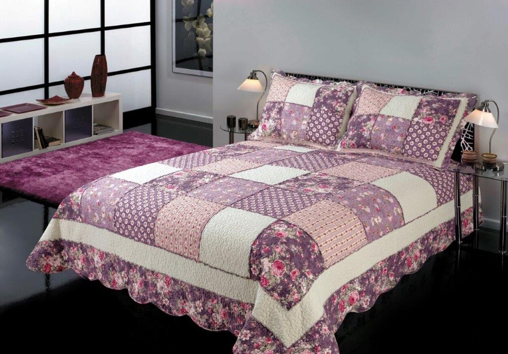 Maddison Quilted Coverlet