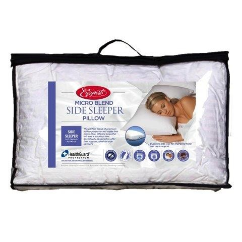 Microblend Side Sleeper Pillow by Easyrest