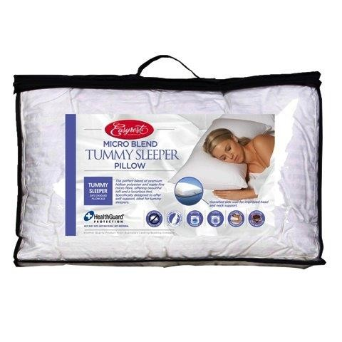 Microblend Tummy Sleeper Pillow by Easyrest