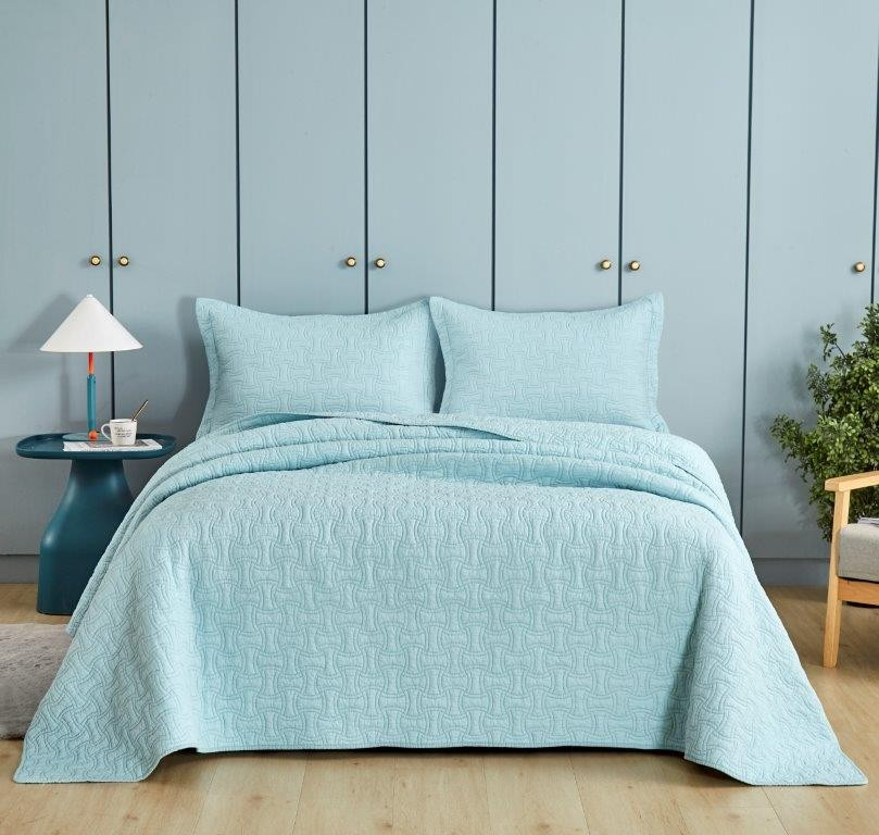 Oceania Quilted Coverlet