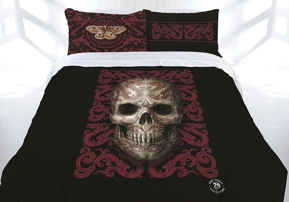 Z Anne Stokes Oriental Skull